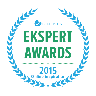 Ekspert Awards 2015 - Online Inspiration