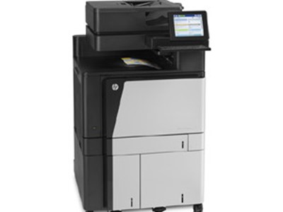 Color LaserJet Enterprise flow M880z+