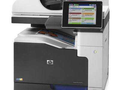 LaserJet Enterprise 700 color MFP M775dn